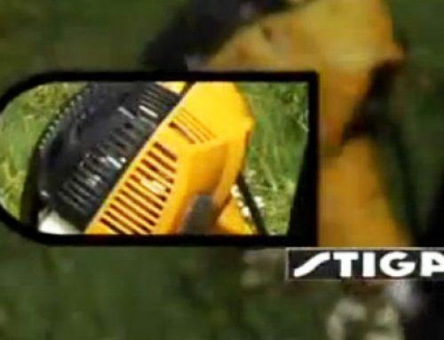 Stiga Brush Cutter