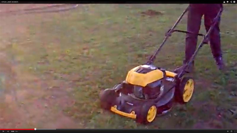 stiga-lawn-mover